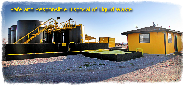 Safe and Responsible Disposal of Liquid Waste